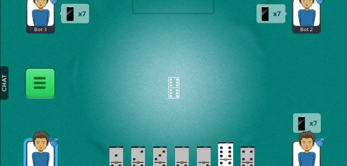 Online Dominoes